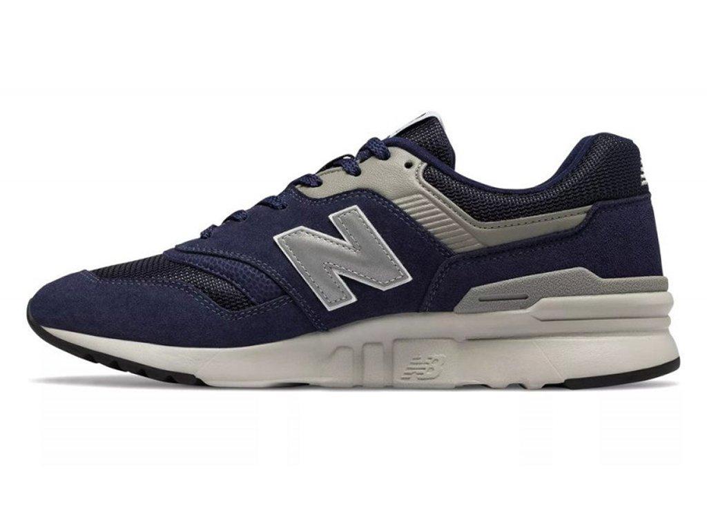 new balance 997 uomo blu